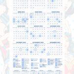 Planner Mulher Maravilha Calendario 2022