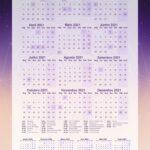 Planner Signos Calendario 2021