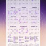 Planner Signos Calendario 2022