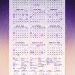 Planner Signos Calendario 2023