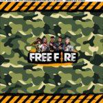 Adesivo Free Fire