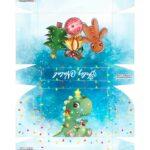 Caixa Brigadeiro Natal 16