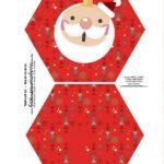 Caixa Explosiva Natal Papai Noel 1