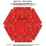 Caixa Explosiva Natal Papai Noel 7