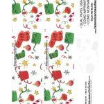 Caixa Explosiva Natal Sapatinho e presentes 2