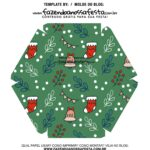Caixa Explosiva Natal Verde 8