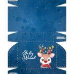 Caixa para Doces Natal 2