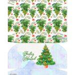 Caixa para Doces Natal 5