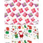 Caixa para Doces Natal 6