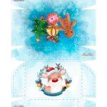 Caixa para Brigadeiro Natal 8