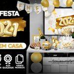 Kit Festa Ano Novo 2021