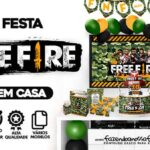 Kit Festa Free Fire gratis