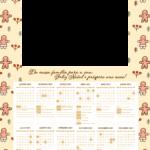 Lembrancinha Calendario 2021 com foto 3