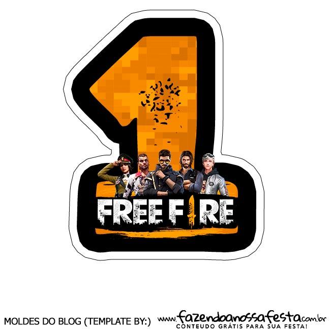 Numero 1 Free Fire