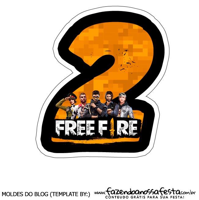 Numero 2 Free Fire