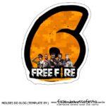 Numero 6 Free Fire