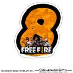 Numero 8 Free Fire