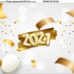 Personalizado Ano Novo 2021