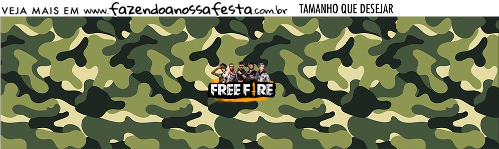 Rotulo Free Fire