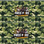 Saia de Bolo Free Fire 4