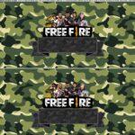 Saia de Bolo Free Fire 6