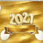 Saia de bolo Ano Novo 2021 2