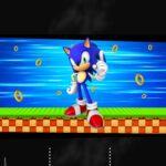 Convite Chalkboard Sonic 2