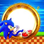 Convite Festa Sonic 2