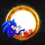 Convite Sonic em branco