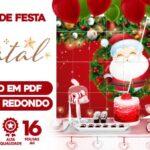 Painel Festa Natal para Imprimir