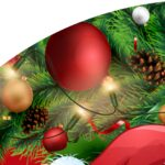 Painel Redondo Natal 2
