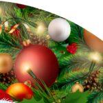 Painel Redondo Natal 3