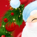 Painel Redondo Natal 6