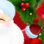 Painel Redondo Natal 7