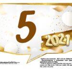 Plaquinha Ano Novo 2021 11