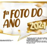 Plaquinha Ano Novo 2021 2