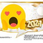Plaquinha Ano Novo 2021 20