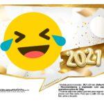 Plaquinha Ano Novo 2021 21