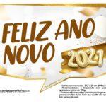 Plaquinha Ano Novo 2021 4