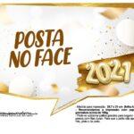 Plaquinha Ano Novo 2021 9