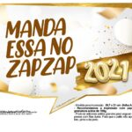 Plaquinhas Festa Ano Novo 2021 4