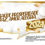Plaquinhas Festa Ano Novo 2021 7