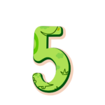 5 Numeros Dinossauro Baby