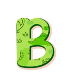 B Dinossauro Baby