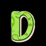 D Alfabeto Dinossauro Baby