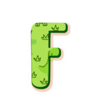 F Alfabeto Dinossauro Baby