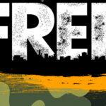 Painel Redondo Free Fire 10