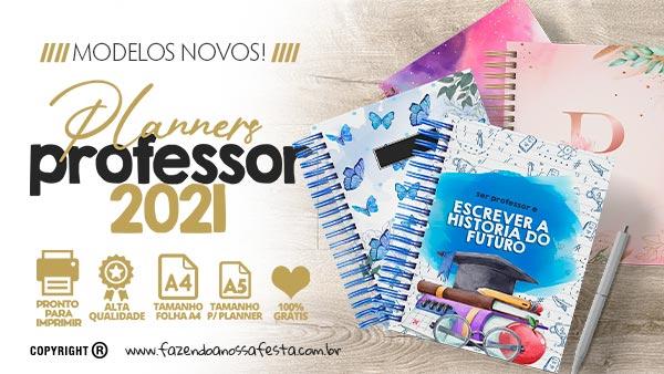 Planner Professor 2021