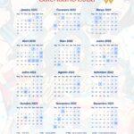 Planner Professor Mulher Maravilha Calendario 2022