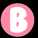 Alfabeto Bolofofos B